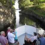 M/S Flora i Dragets kanal